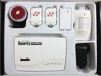 achat en gros de antennes pour gsm-10pcs sans fil GSM Système d'alarme antenne double alarme Systèmes de sécurité sans fil à domicile Signal 900/1800 / 1900MHz Livraison gratuite