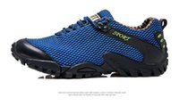 best friends shoes - Summer Men outdoor casual shoes high quality mesh top MD insole mounting or walking casual shoes Best prices to all friends