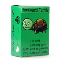adult humor gifts - Awkward Turtle The Adult Party Game With A Crude Sense Of Humor Guessing Game Christmas Gift