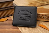 better credit cards - 2016 men s classic short paragraph wallet the material is leather better quality Fashion coin bag Only a black color