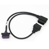 audi stick - one point two special OBD2 extension cord may be stuck in the position of the original car OBD FOR Volkswagen Skoda Audi