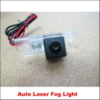 Wholesale For Audi A4 A4L S4 RS4 Cars Laser Fog Lights Night Time Light Anti Collision Light Rear Safety lamp Dedicated LED Light