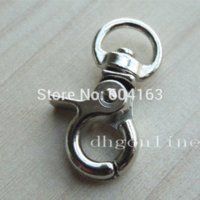 Wholesale 20 TRIGGER SNAP SWIVEL CLIP HARDWARE Lanyard Webbing mm quot Choice hardware tools and machinery