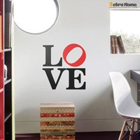 baby room letters - Art LOVE Word Letter Romantic Wall Decals Stickers For Baby Bedroom DIY Murals Wallpaper For Living Rooms Home Decoration