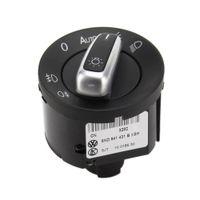 Wholesale OEM Auto Headlight Switch Fog Light Switches For VW Passat B6 B7 Tiguan Golf MK6 VI Jetta MK5 ND B