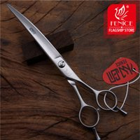 angle shear - Curved scissors high end pet grooming shears inch premium steel specific angles degrees ideal for cutting