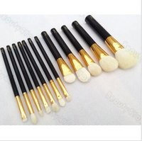 Wholesale 2016 new Pro Makeup Brushes Set Powder Foundation Eyeshadow Eyeliner Lip Brush Tool
