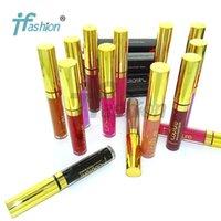 Wholesale LASPLASH LIP Contour Colorful waterproof matte velvet lipstick liquid lipstick lip gloss colors DHL