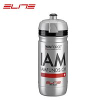 plastic water bottle sports - Real Elite ml Plastic Team Edition Cycling Kettle Bicycle Water Bottle Sports Bike Water Bottles Accessories