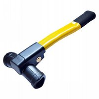 Wholesale Universal T Security lock car steering wheel lock anti theft lock for car truck
