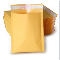 bag parcel - x6 quot x160mm Shipping Poly mailer Post Parcel Bags Universal Envelopes Padded Mailing Kraft Bubble Bag Self Sealing