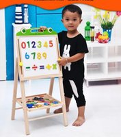 Wholesale Wooden Double sided magnetic PHYZIOS Kids Paint Sketchpad children drawing board