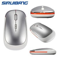 Wholesale HOT pc DPI Ultra Thin G USB Wireless Mouse Slim Mice G Receiver For Laptop PC Desk