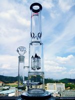 big glass bottle - 2016 Grace Bong Hoss mm Thick Glass Tall Beaker Hookahs Water Bottle with free Downstem Bowl Bubbler mm Joint Big Size Glass Water Pipe