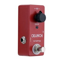 Wholesale Mini Crunch Distortion Guitar Effect Pedal And True Bypass