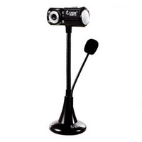 Cheap New Brand Webcam HD USB 2.0 Cameras Desktop PC Computer Web Camera With Microphone Night Vision Free Driver Laptop Web Cam