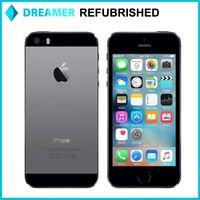 7.0 inch - 2x Refurbished iPhone S iOS Dual Core A7 GHz GB RAM GB ROM MP Camera inch Smart Phone Unlocked Free DHL