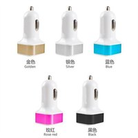 Cheap Car Chargers usb charger Best For Chinese Brand universal dual port usb charger