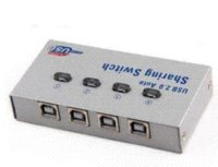 auto computer box - Port UY A USB Auto Sharing Switch Box Hub For PC Computer Scanner Printer