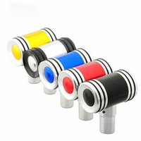 Wholesale Car Styling New Universal Gear Shift Knob lever Stick Lighted Gears Rally Racing Shifter for Manual Transmission