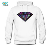 army clothings - Mens Hoodies Diamond Clothings Fashion Persionalized Custom Graphic Casual Men s Hooded Sweatshirts High Quality Plus Size