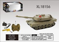 american battery charger - 1 model tank with frequency of the same pass Mhz American M1A2 small tank remote contol military toys