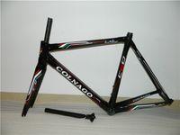 Wholesale 2016 carbon frame T1000 k carbon fiber road bike frame C60 carbon bicycle framest BB68 BB30 BB386 Bottom Bracket can choice