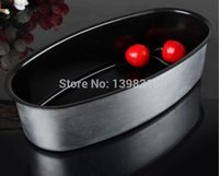 baking cheesecake - non stick bakeware carbon steel oval shape loaf pan cake mold baking tray bread pan cheesecake pan oven safe
