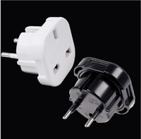 Wholesale A very necessary for home life or travel abroad UK to EU travel adapter A A V