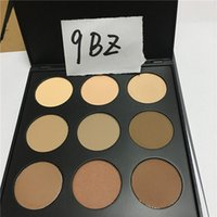 Wholesale morphe eyeshadow concealer blusher colors Earth Matte Eyeshadow Palette Makeup Eye Shadow for MORPHE BRUSHES vs Kylie eyeshadow