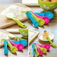 Wholesale New Measuring Spoon Scale Measuring Spoons Measuring Tablespoon Teaspoon Gram Scoop Of Powder Seasoning Spoon