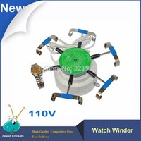 Wholesale Latest V Watch winder Arms Watch Wind test Machine Automatic Watch Winder Cyclotest Watch For watchmaker