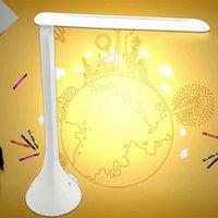 adjustable halogen desk lamp - New Adjustable Touch Sensor LED Table Lamp Reading Desk Night Light Eye Care