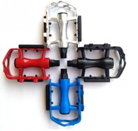 Wholesale Durable Aluminum Alloy Mountain Bike Pedals Ultralight Anti skid Bicycle pedals