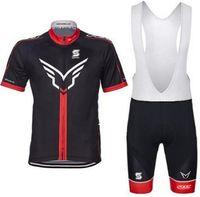 Wholesale Fashion Felt Racing Cycling Jersey Mountain Bicycle Short Sleeve Clothing Men Ropa Ciclismo Sportswear Bib Shorts Bicicletas