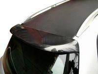 audi roof spoiler - CARBON FIBER A4 B6 B7 WAGON REAR WING ROOF SPOILER