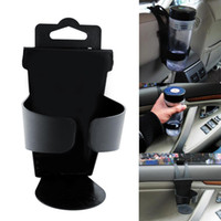 adjustable car drink holder - New Creative Universal Adjustable Flexible Car Truck Door Bottle Cup Mount Holder Stand Car Accessories summer drinking holder