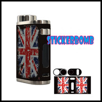 Cheap Fashion Stick Pico Stickers Different Patterns Protective Stickers for Stick Pico 75w Mod 38style options Multiple