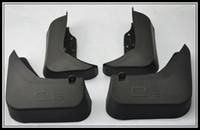 audi splash - High quality PP material mudguards splash guard fender dirtboard mudapron splasher for Audi Q3
