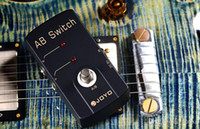 effects ab switch guitar - JOYO JF AB Switch Electric Guitar Effect Pedal True Bypass