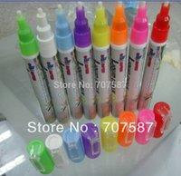 chalk a-board - a set mm Highlighter Fluorescent Liquid Chalk Marker Pen for LED Writing Board