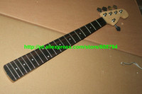 Wholesale Strings Bass Neck Rosewood fingerboard with button Electric Bass Guitar Factory guitars from china