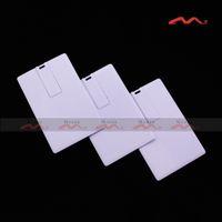Wholesale 50PCS GB Credit Card USB Drive Genuine Memory Flash Thumb Stick