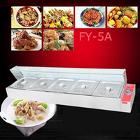 Wholesale FY A Commercial electric food processor and even cooking stoves of Food preservation machine quipment with pots