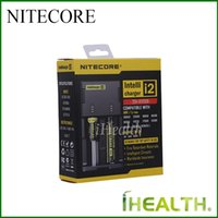 auto battery charges - Authentic NITECORE i2 i4 Intellicharger Optimized Charging System to Accommodate IMP Batteries with Intelligent Auto detect Function