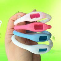 Wholesale Noctilucent Professional Natural Mosquito Repellent Bracelet Anti Mosquito Bug Repellent Wrist Band Bracelet Insect Nets