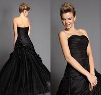 Cheap gothic corset prom dresses