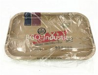 Wholesale RAW classic pure brass plate XL large CM pallet tray roll PC popular style