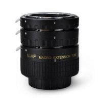 Wholesale Aputure Automatic Auto Focus Macro Extension Tube Ring AI DSLR amp SLR Camera Lens for Nikon D7100 D5000 D3000 D3