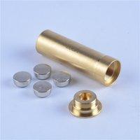 battery gauge high - High Precision nm Gauge Shotgun GA Aluminum Cartridge Visible Red Laser Bore Sight Boresighter with x Batteries